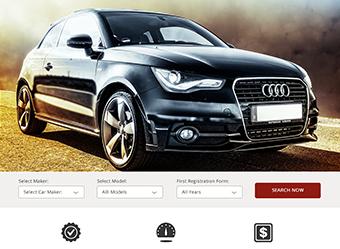 Car Dealer & Rental Site Designs