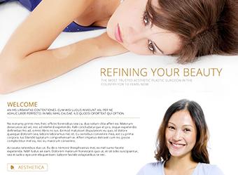 Beauty, Spa & Surgery Websites